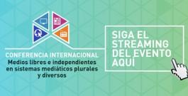 PLEC participa en Conferencia Internacional sobre Medios Libres e Independientes