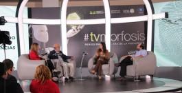 """Javiera Olivares participó en Foro Internacional """"TV-Morfosis: Periodismo, en la Era de la Posverdad"""" en México"""